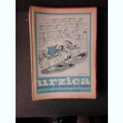 REVISTA URZICA NR.2/1987 REVISTA DE SATIRA SI UMOR