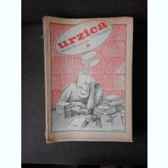 REVISTA URZICA NR.2/1989 REVISTA DE SATIRA SI UMOR