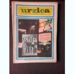 REVISTA URZICA NR.3/1973 REVISTA DE SATIRA SI UMOR