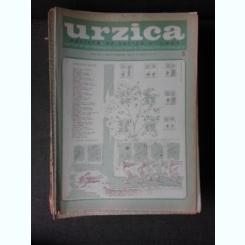 REVISTA URZICA NR.3/1988 REVISTA DE SATIRA SI UMOR