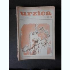 REVISTA URZICA NR.3/1989 REVISTA DE SATIRA SI UMOR