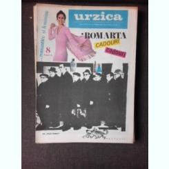 REVISTA URZICA NR.4/1973 REVISTA DE SATIRA SI UMOR