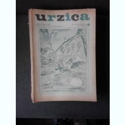 REVISTA URZICA NR.4/1989 REVISTA DE SATIRA SI UMOR