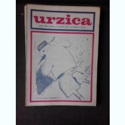 REVISTA URZICA NR.5/1973 REVISTA DE SATIRA SI UMOR