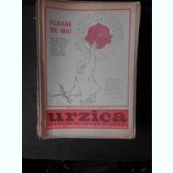 REVISTA URZICA NR.5/1988 REVISTA DE SATIRA SI UMOR