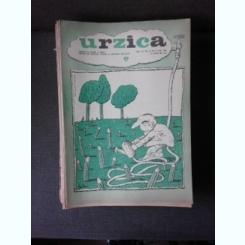 REVISTA URZICA NR.5/1989 REVISTA DE SATIRA SI UMOR