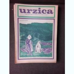 REVISTA URZICA NR.6/1973 REVISTA DE SATIRA SI UMOR