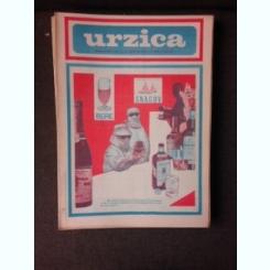 REVISTA URZICA NR.7/1973 REVISTA DE SATIRA SI UMOR