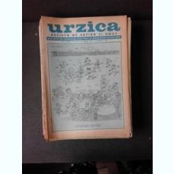 REVISTA URZICA NR.8/1988 REVISTA DE SATIRA SI UMOR