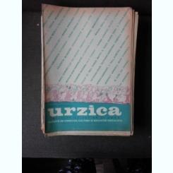 REVISTA URZICA NR.9/1988 REVISTA DE SATIRA SI UMOR