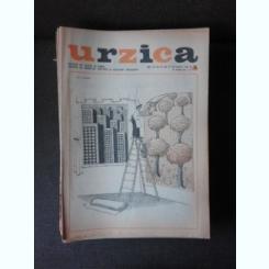 REVISTA URZICA NR.9/1989 REVISTA DE SATIRA SI UMOR
