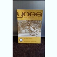 REVISTA YOGA NR.189/1980