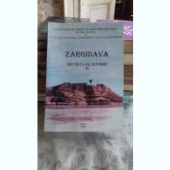 REVISTA ZARGIDAVA NR.IV/2005