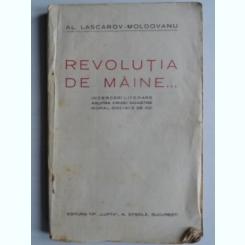 Revolutia de maine - Al. Lascarov Moldovanu