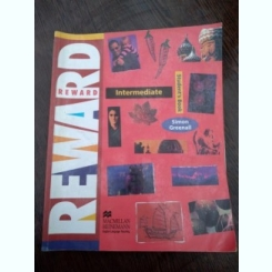 Reward Intermediate Student's Book. Manual de Lb. Engleza pentru clasa a VIII-a