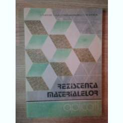 REZISTENTA MATERIALELOR - ION TUDOSE
