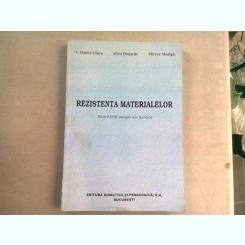REZISTENTA MATERIALELOR - V. DANIEL OLARU