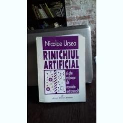 RINICHIUL ARTIFICIAL SI ALTE MIJLOACE DE EPURATIE EXTRARENALA - NICOLAE URSEA