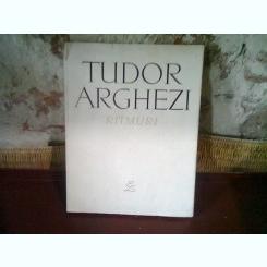 RITMURI - TUDOR ARGHEZI