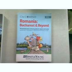 ROMANIA: BUCHAREST & BEYOND  (GHID TURISTIC)