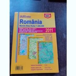 ROMANIA, MARELE ATLAS RUTIER 2011