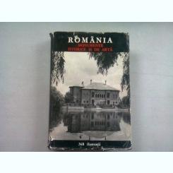 ROMANIA. MONUMENTE ISTORICE SI DE ARTA - ADRIAN H. VICTOR