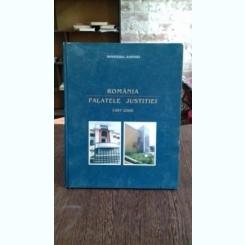 ROMANIA PALATELE DE JUSTITIE 1997-2000