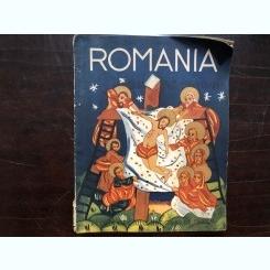 ROMANIA , REVISTA OFICIULUI NATIONAL DE TURISM , ANUL IV,NR.3,MARTIE 1939