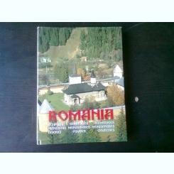 ROMANIA. SCHITURI. MANASTIRI, BISERICI