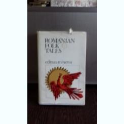 ROMANIAN FOLK TALES - ANA CARTIANU   (POVESTI DIN FOLCLORUL ROMANESC)
