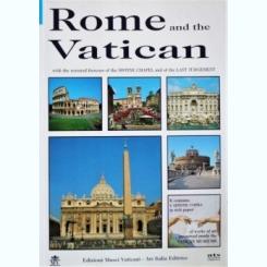 ROME AND THE VATICAN (ALBUM IN LIMBA ENGLEZA)