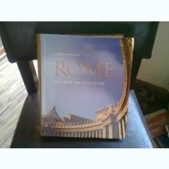 ROME. ART AND ARCHITECTURE - MARCO BUSSAGLI