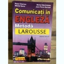 Ross Charnoc - Comunicati in engleza ( metoda Larousse )