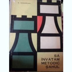 SA INVATAM METODIC SAHUL DE S. SAMARIAN