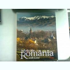 SALUTARI DIN ROMANIA WITH LOVE - FLORIN ANDREESCU  ALBUM