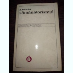 Samanatorismul-Zigu Ornea