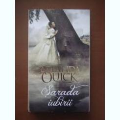 SARADA IUBIRII - AMANDA QUICK