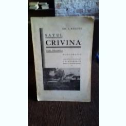 SATUL CRIVINA - GH. A. BANUTA