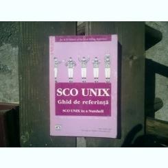 Sco Unix Ghid de referinta SCO Unix in a nutshell - llie Cutler