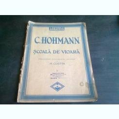 SCOALA DE VIOARA - C. HOHMANN