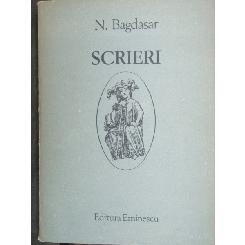 SCRIERI - N. BAGDASAR