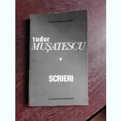 SCRIERI - TUDOR MUSATESCU VOL.1/TEATRU