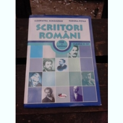SCRIITORI ROMANI, FISE DE PORTOFOLIU CLASELE II-IV - CLEOPATRA MIHAILESCU