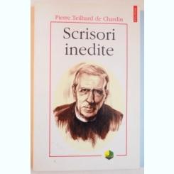 SCRISORI INEDITE DE PIERRE TEILHARD DE CHARDIN , 2001