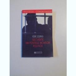 SECVENTE DIN FOSTELE INCHISORI POLITICE DE IOSIF CORPAS , 2003