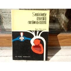 Semiologie generala cardiovasculara , Ion Ilinescu , 1973