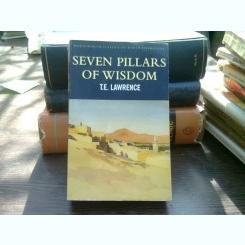 Seven pillars of  Wisdom - T.E. Lawrence  (Șapte stâlpi ai Înțelepciunii)