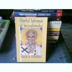 SFANTUL SOFRONIE AL IERUSALIMULUI - VIATA SI SCRIERILE