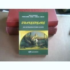 SHAKESPEARE. AN INTRODUCTORY GUIDE  - IULIA BLANUTA