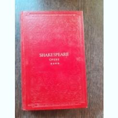 SHAKESPEARE, OPERE 4 (IMBLANZIREA SCORPIEI, HENRIC AL IV PARTEA I, HENRIC AL IV PARTEA II)